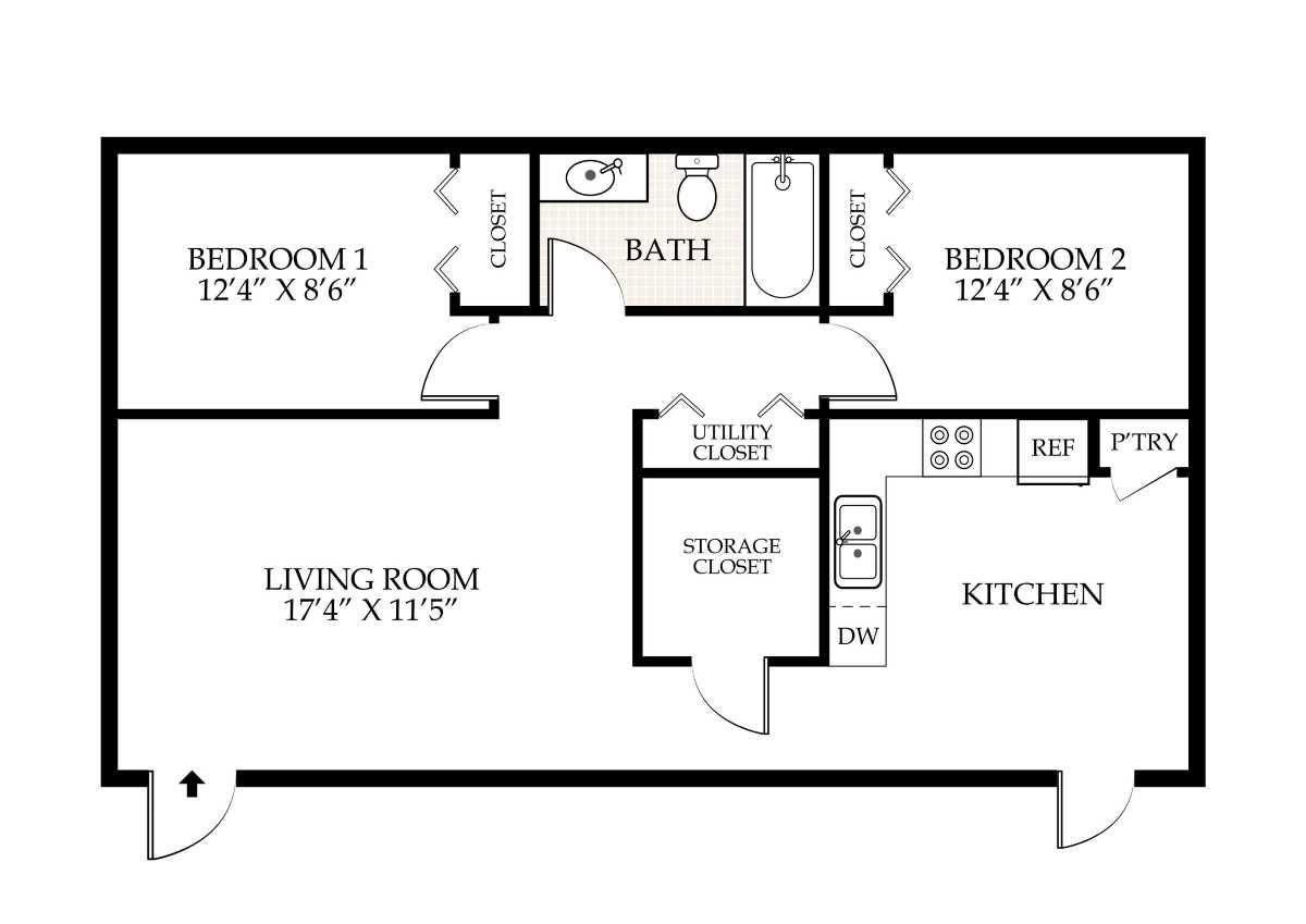 Penningroth Apartments Iowa City Iowa